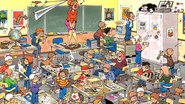 Klassengrootte…